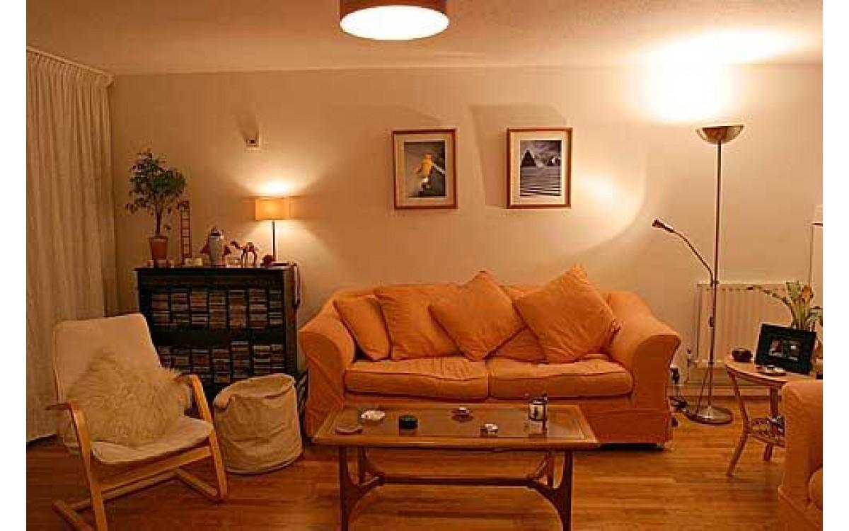 Nguyên tắc lắp đèn trong nhà