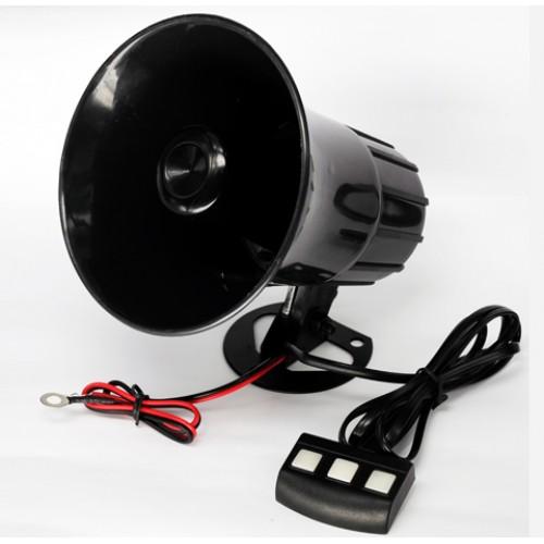Còi hú báo động 1 âm thanh - 12V